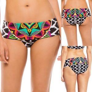 Trina Turk Bikini Bottom Hipster Africana 6